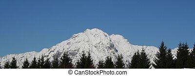 alpen, -, dolomieten