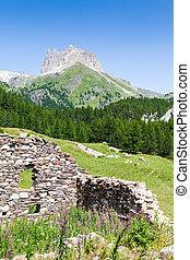 alpen, italiaanse