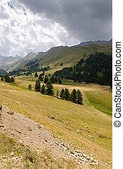 Alpes, Itália
