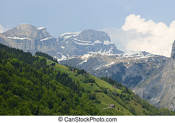 alpes suisses