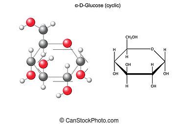 Alpha-D-Glucose