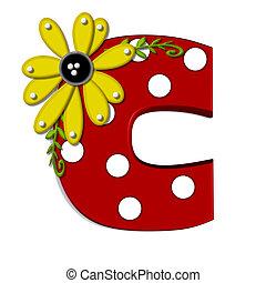 Alpha Sunflower Vine C