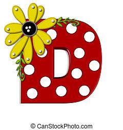 Alpha Sunflower Vine D