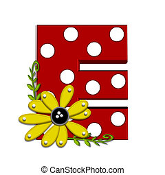 Alpha Sunflower Vine E