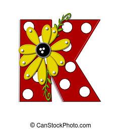 Alpha Sunflower Vine K