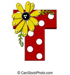 Alpha Sunflower Vine T