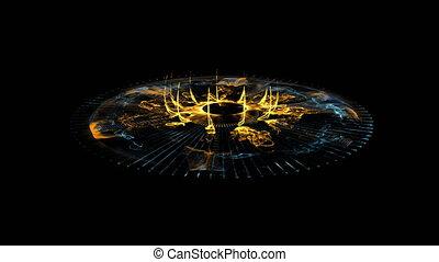 alpha, temps, fait boucle, voyage, gravitational, mat, ...