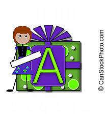 Alphabet All Occasion