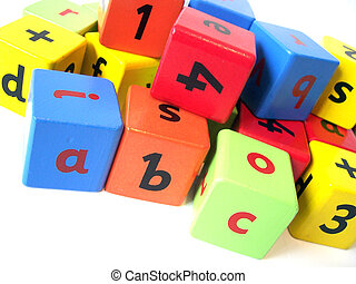 Alphabet Blocks 4