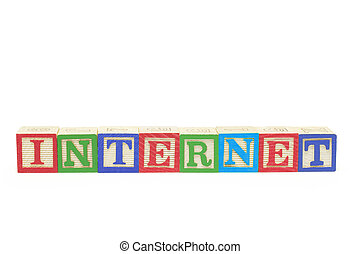 Alphabet Blocks - Interne