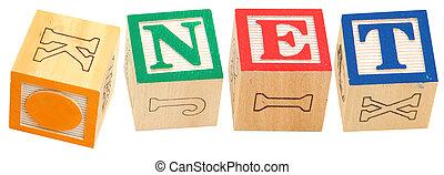 Alphabet Blocks .NET