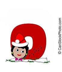 Alphabet Carol of Christmas O