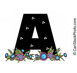 Alphabet Country Lane A