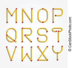 alphabet dot modern paper cut abstract style Design. Vector illustration.