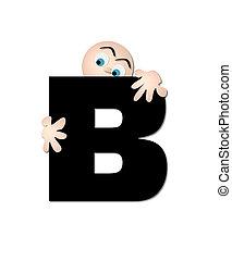 Alphabet Fear B