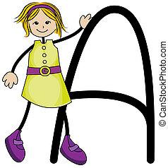 Alphabet Kid