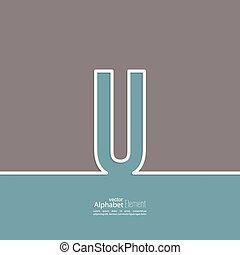 alphabet., letra