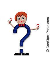 Alphabet Living Letters Question