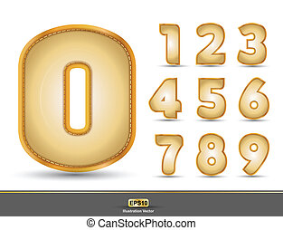 Alphabet number