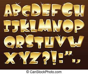 alphabet, or