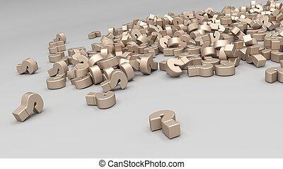 alphabet, résumé, fond