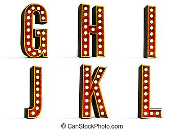 Alphabet Set - Part 2