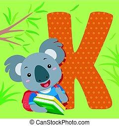 Alphabet Tile Koala Books