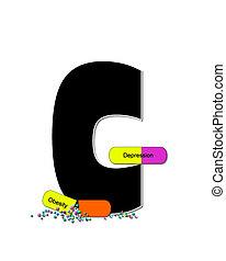 Alphabet Wellness Check C
