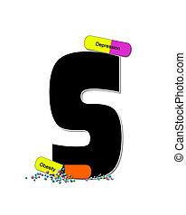 Alphabet Wellness Check S