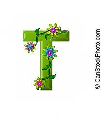 Alphabet Wonderland T