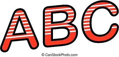 Alphabets - Learning alphabets