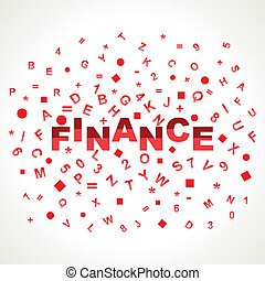 alphabets, mot, finance