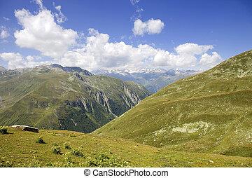 alpi svizzere