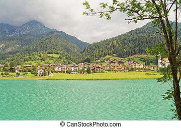 alpi, villaggio