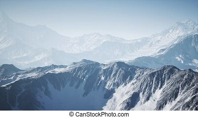 Alpine Alps Mountain Landscape - Alpine Alps mountain...