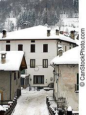 Alpine Village, Italy