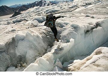 alpiniste