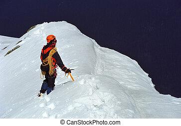 alpino, trekker