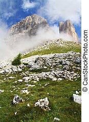 alpino, vista