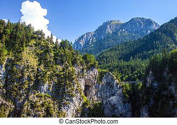 Alps in Bavaria