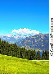 Alps in Tirol, Austria