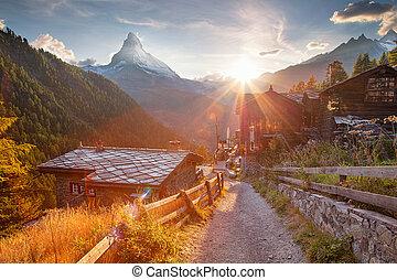 alps., svizzero