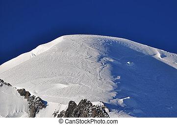 alpy, góry, górny