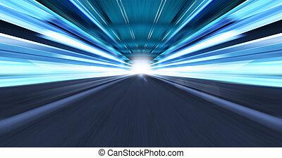 alta velocidade