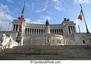 Altar of the Fatherland in Rome