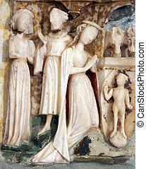 Altar of the Virgin Mary