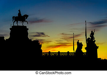 National Monument to Vittorio Emanuele II, Rome, Italy, Altar of the Fatherland