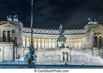 Altare della Patria, Rome, Italy - The Altare della Patria ...