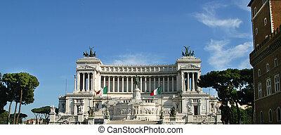 Altare della Patria Rome Italy