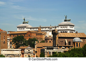 Altare della Patria Rome